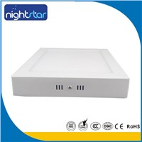 Surface mounted 18w led panel light