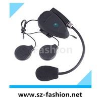 wireless communication 500m  multi  interphone with FM rad