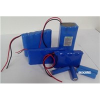 Cylindrical Lithium-ion Battery       ICR13500