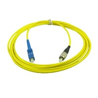 High Quality Singlemode Duplex 3.0mm lc st fiber optic patch cord