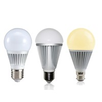 high power 6W 9W 15W Samsung LED bulb dimmable