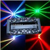 8x10w RGBW 4in1 Led spider beam moving head stage light