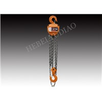HSZ-C Triangel Chain Hoist ,Chain Block,Lifting Machine