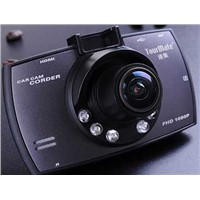 High quality full HD 5M COMS Pixel car camera G11-A with 2.7inch screen G-sensor