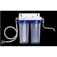 Supply Double Water Filter (DWF-10A2)