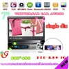 1 din 7inch single din car dvd with GPS functions Win CE 6.0 1 din car dvd player DH7089