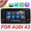 car audio radio car dvd player for A3 2003-2011 with GPS navigation bluetooth touch sreen DJ7047 7''