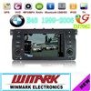 single din car radio for bmw e46 support mp5 1080 DJ7062