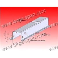 light weight steel wall truss