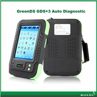 2014 Original GreenDS GDS+ 3 With Printers Covers 50 Cars Car Diagnostic Tool OEMSCAN GreenDS GDS+3