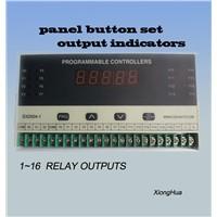 8/16 outputs digital programmable timer SX2004-1