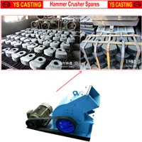 CE certificated crusher hammerhead