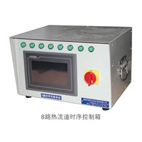 Hot-runner mold sequence controller XHSX-06
