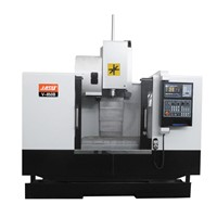 JASU V-850B 3-Axis Boxway Type Verical Machining Center