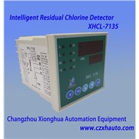 Residual chlorine on-line Detecting equipment