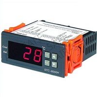 STC-8000H digital freezer temperature controller/temperature controller with single sensor