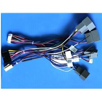 Handa Civic audio wire harness