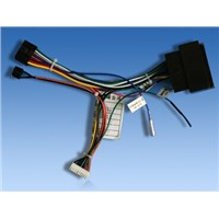 BMW X1 car audio wire harness