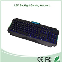 2014 New Design Hot Selling Wired LED Backlight Gaming Keyboard