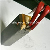 Electrical carbon brush from China supplier NCC634