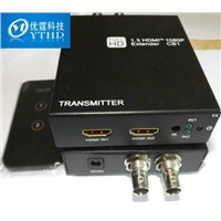 HDMI+HDMI to 3G/2*SDI Converter (HDMI TO SDI CONVERTER) HDMI1.3 support HDCP HDMI 1.3 to HD/SD SDI