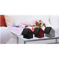 Digital Portable Mini Speaker Music MP3/4 Player Micro SD/TF USB Disk Speaker FM Radio LCD Display