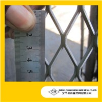 Expanded Metal Mesh/expandable sheet metal diamond mesh