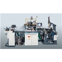 HM-ZD240 Automatic Watch Box Making Machine