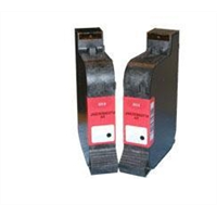 HP Cartridges HP-C6120A Red UV Fluorescent ink cartridge for the Hasler Powerpost Machine