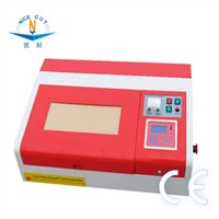 NC-E3040 co2 3d laser cutting engravin / mini co2 laser machine low price