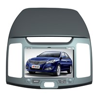 Hyundai Elantra 2011 car DVD player(J-8326)