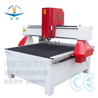 NC-1212 acrylic wood mdf cutting machine pvc cnc router cutter