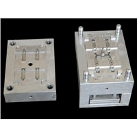 One Cavity Aluminum Die Casting Mold