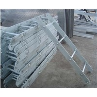 Ship accommodation ladder,gangway ladder,wharf ladder,pilot rope ladder.draft ladder