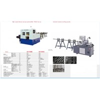 automatic hydraulic pipe cutting machine