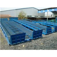 Hydraulic Movable Loading Dock Ramp