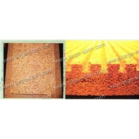 Fireproof vermiculite boards