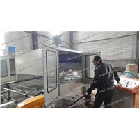 stone tiles production line