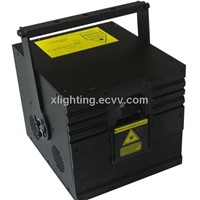 3500mw RGB Animation laser display system,laser show system