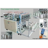 Full Automatic Aluminum Foil Container Stacker