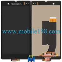 LCD Screen Display with Digitizer Touch Screen for Sony Xperia Z L36H