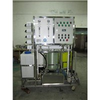 RO Water Desalination Machines Seawater Plant