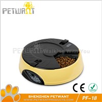 Wholesale 6 Meal LCD Automatic Pet Feeder