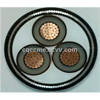 marine power cable XLPE/RUBBER marine cable submarine cable price