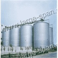grain stroage silo forming machine
