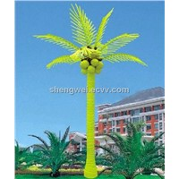 Waterproof 4m LED Coco Tree Palm Tree Christmas Tree