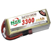 3300mAh 70C Lipo battery for RC Helicopter  5s rc battery, 18.5v rc helicopter lipo battery pack