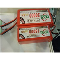 High rate Lipo battery