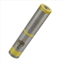 Full Stainless Steel Electronic Cigarette Nemesis Mod 1:1 Clone with Adjustable Tube