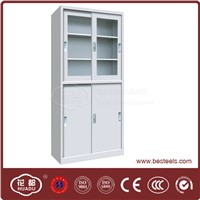 Glass door metal filing cabinets,sliding glass door filing cabinet